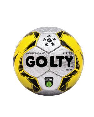 Balón de Fútbol FGA | Golty® Magnum Amarillo