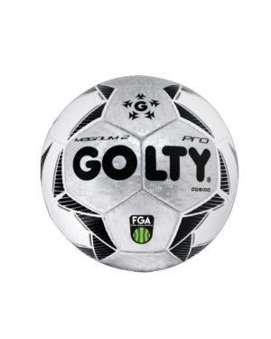 Balón de Fútbol FGA | Golty® Magnum Blanco