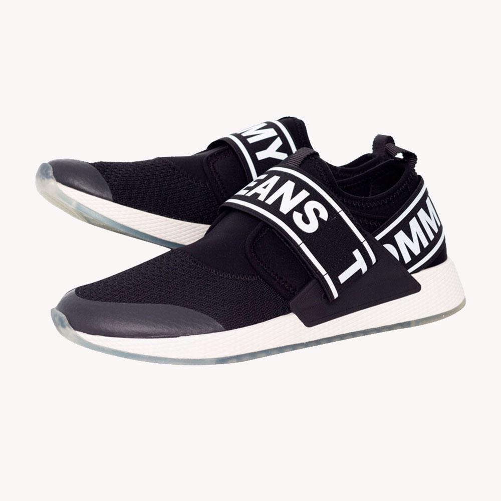 Tenis | Tommy Hilfiger® Jeans Flexi Sneaker Black