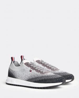 Tenis | Tommy Hilfiger® Modern Knit Runner Pewter