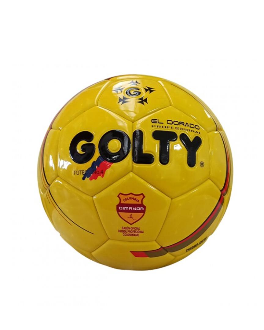 Balón de Fútbol Sala   Golty® El Dorado