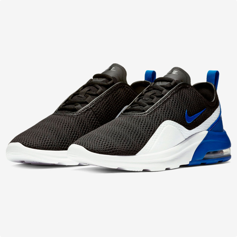 Tenis   Nike® Air Max Motion 2 Negro-azul