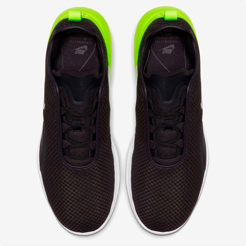 Tenis   Nike® Air Max Motion 2 Negro-verde