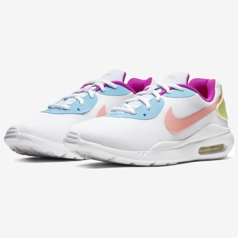 Tenis   Nike® WMNS Air Max Oketo Blancos