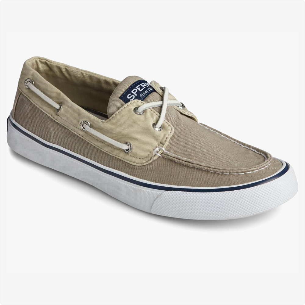 Tenis Casuales | Sperry® Bahama II SW Oyster- khaki