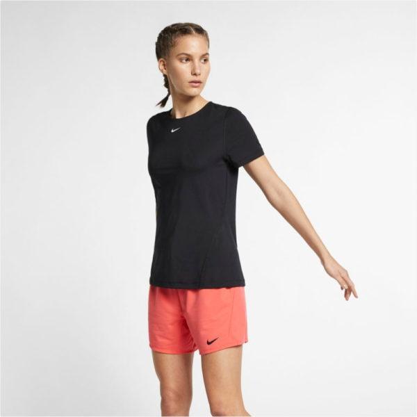 Camiseta | Nike® WMNS Training Dri-FIT Negra