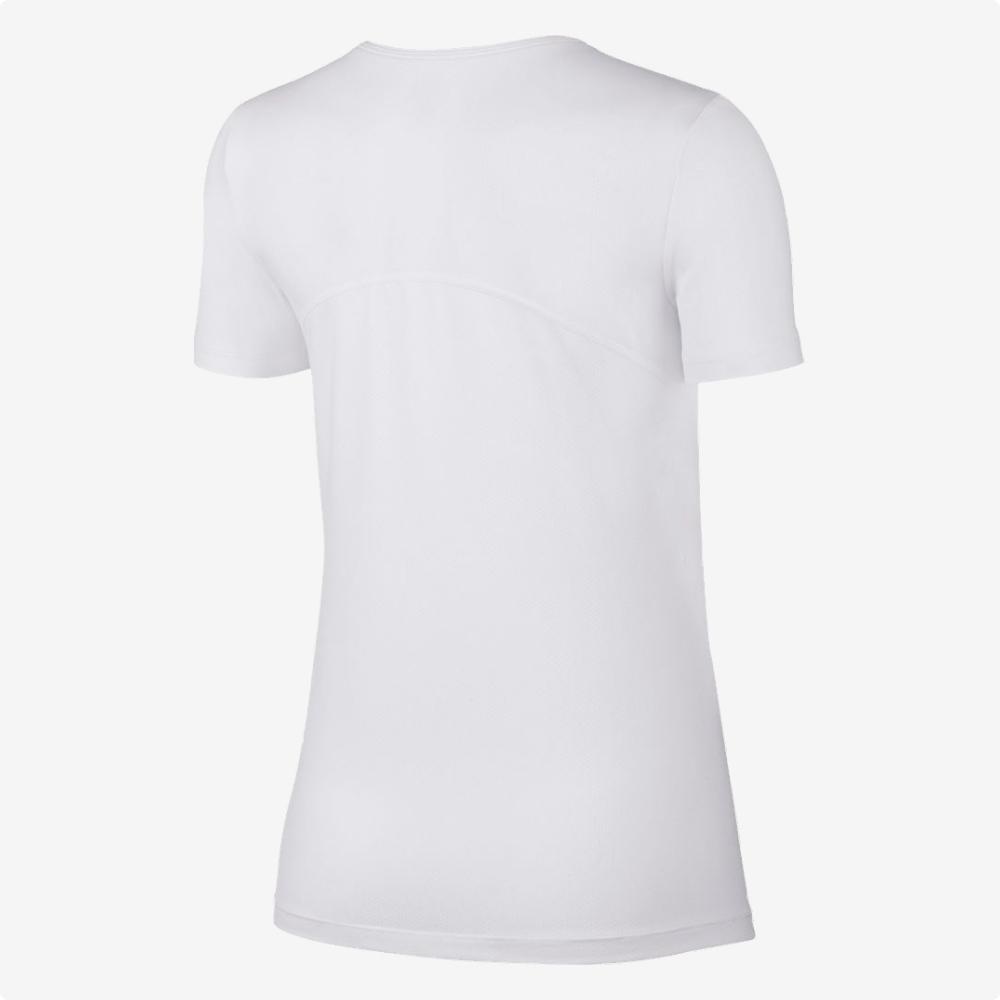 Camiseta | Nike® WMNS Training Dri-FIT Blanca
