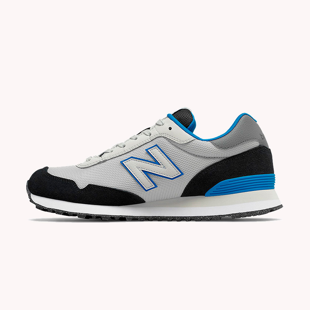 Tenis | New Balance® Core 515 Blancos - azul . negro