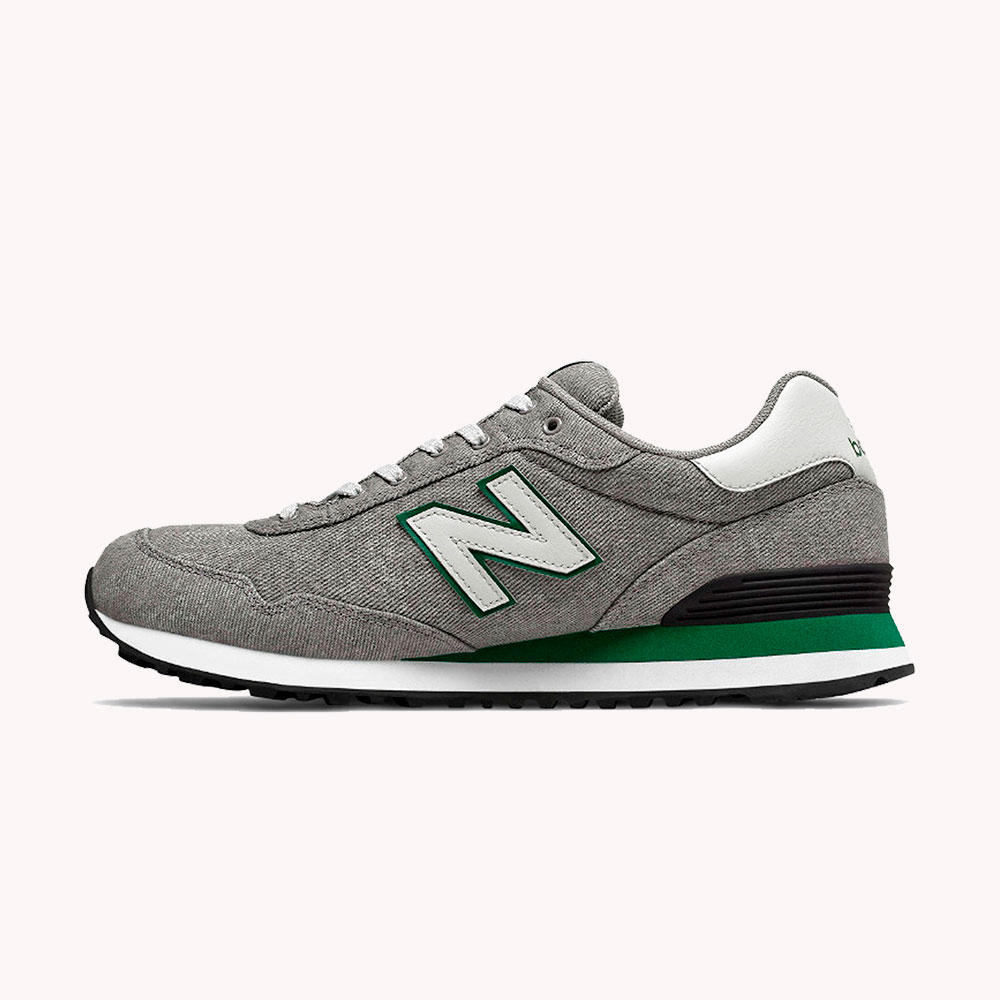 Tenis | New Balance® Core 515 Gris - verde