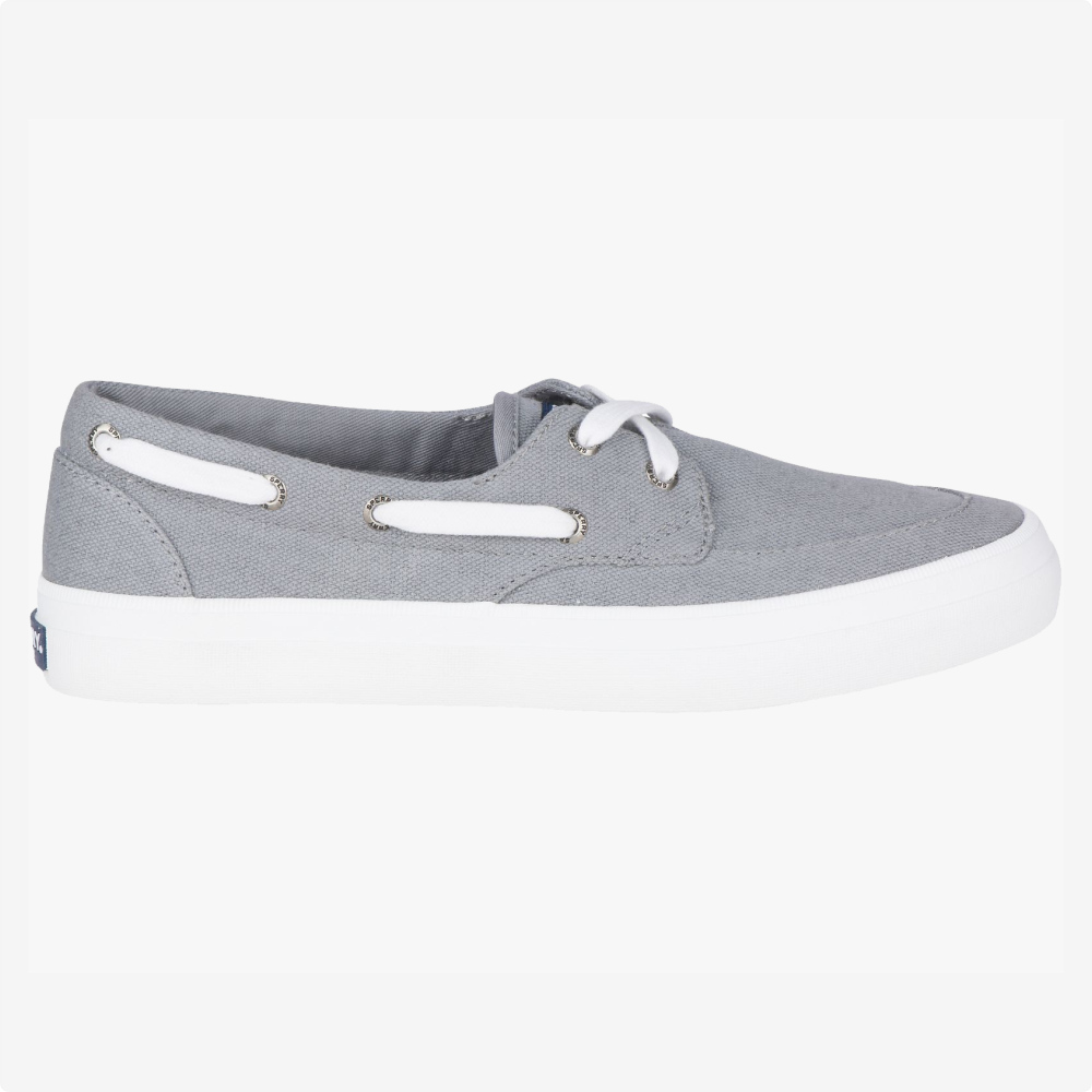 Tenis Casuales | Sperry® Crest Boat Gris