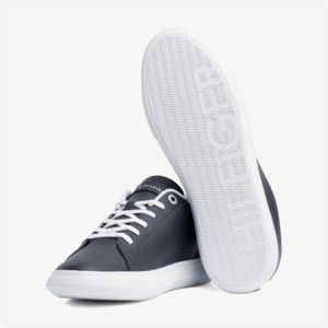 Tenis | Tommy Hilfiger® Essential Leather Cupsole Negros