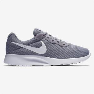 Tenis | Nike® MNS Tanjun Gris- blanco