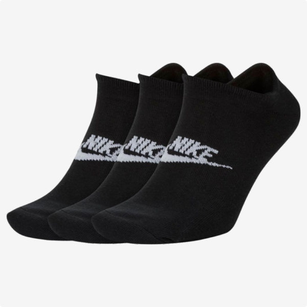 Medias Tobilleras | Nike® Paquete x 3 Negras
