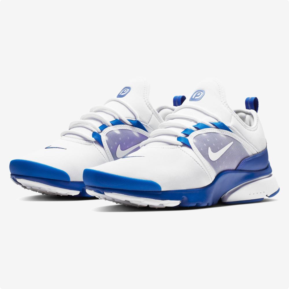 Tenis   Nike® Presto Fly World Blancos- azul