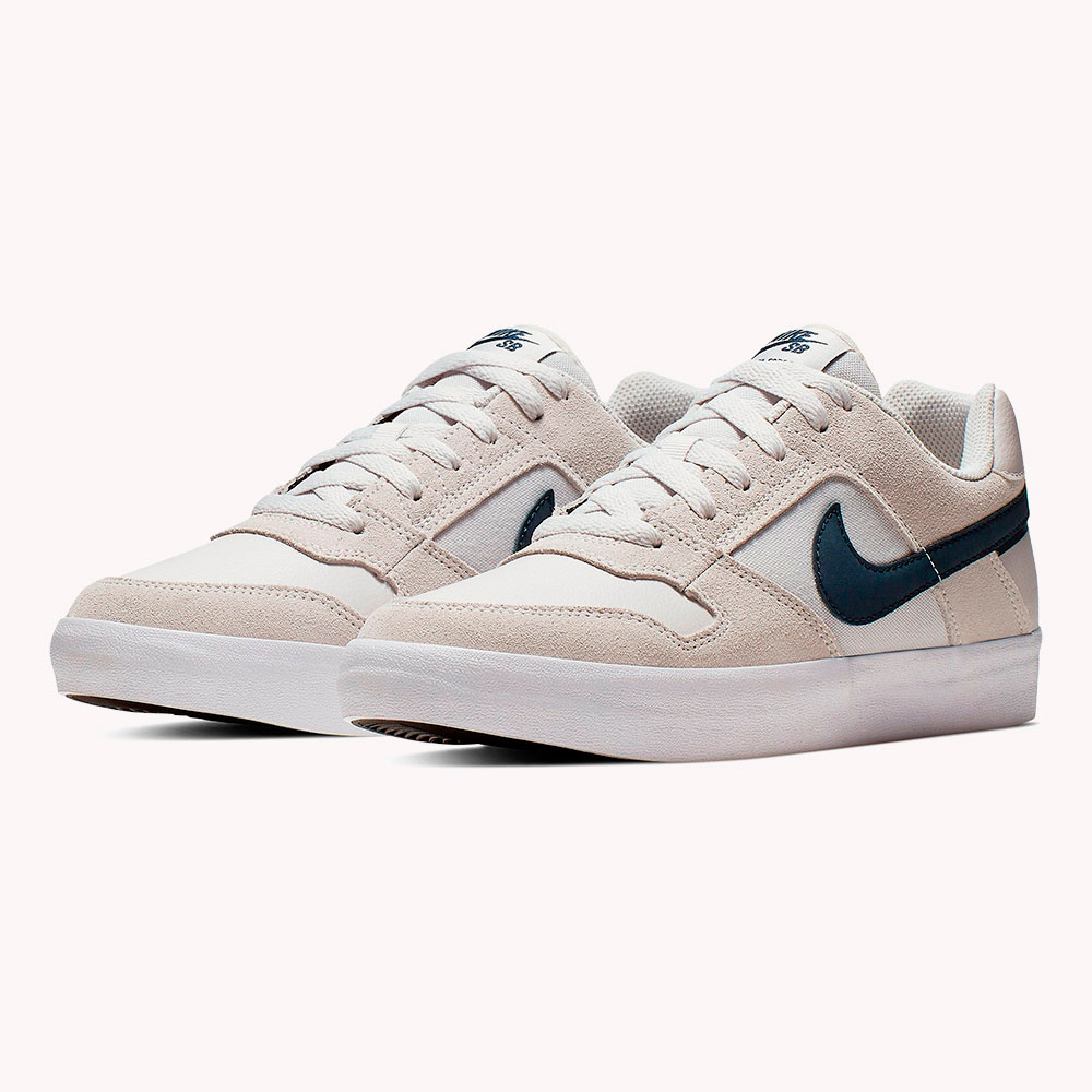 Tenis | Nike® SB Delta Force Vulc White tunder blue
