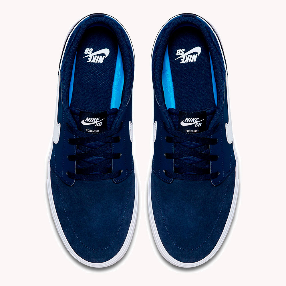 Tenis   Nike®SB Portmore II Solar Azul
