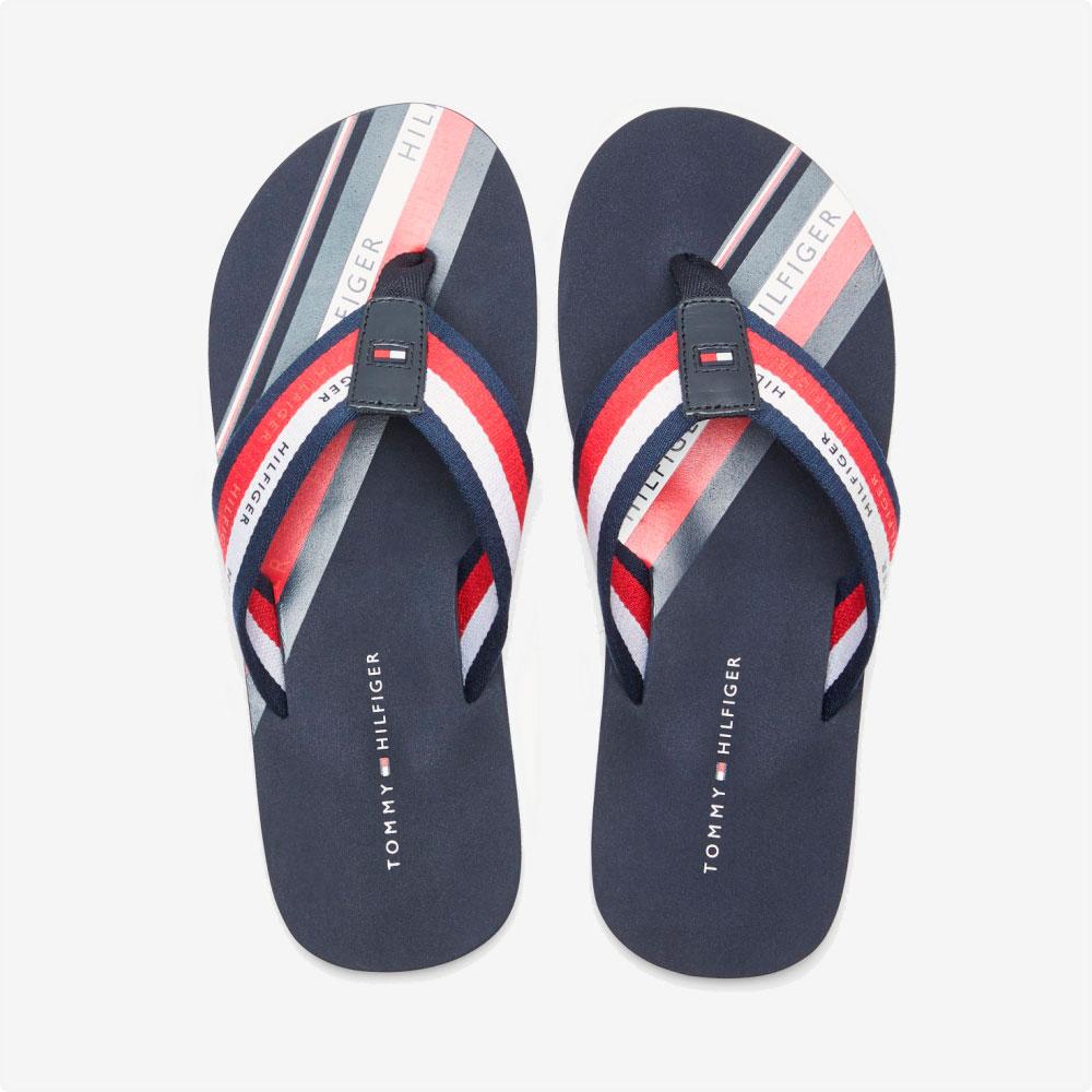 Sandalias | Tommy Hilfiger® Stripe Beach Sandal