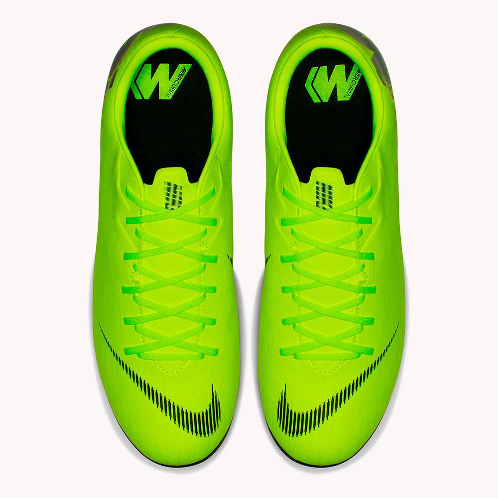 Guayos   Nike® Vapor 12 Academy FG/MG Verde