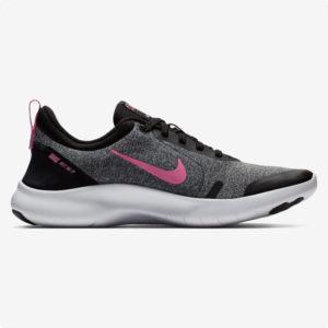 Tenis   Nike® WMNS Flex Experience RN 8 Gris- rosa