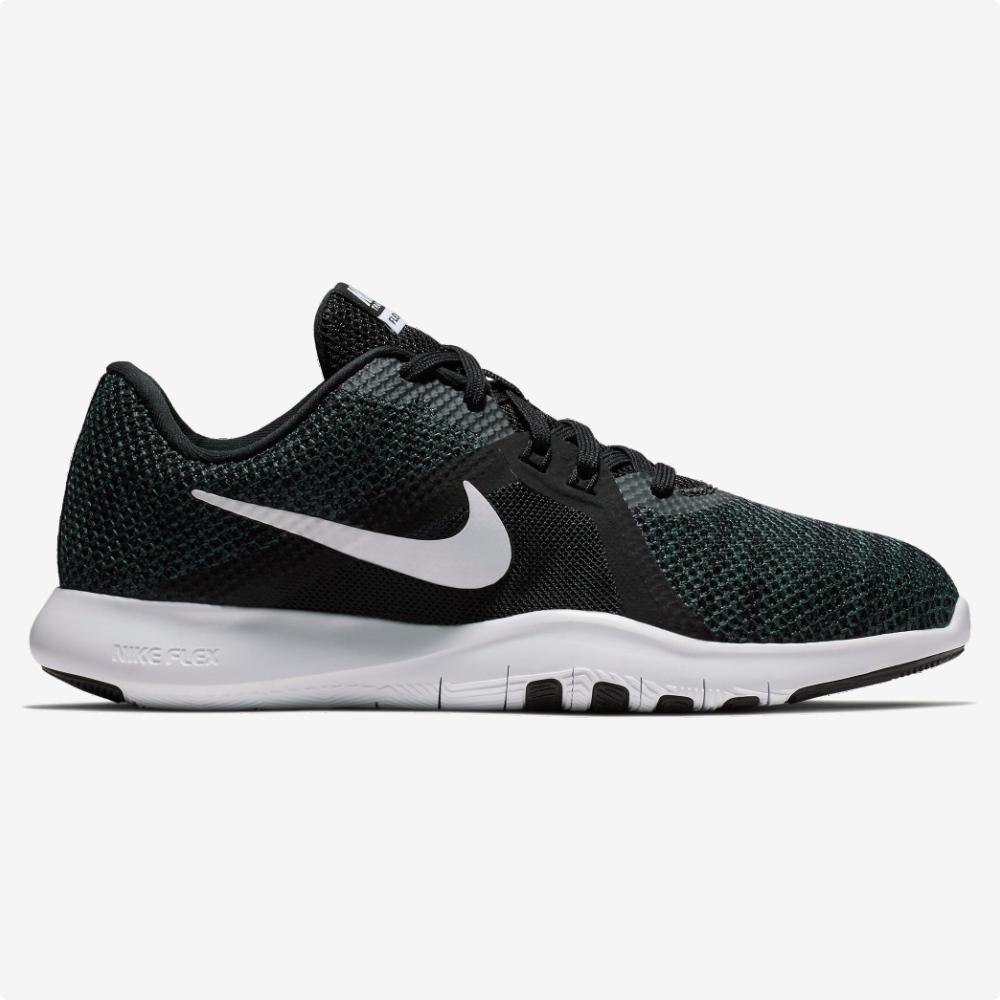 Tenis   Nike® Flex Trainer 8 Negro- verde