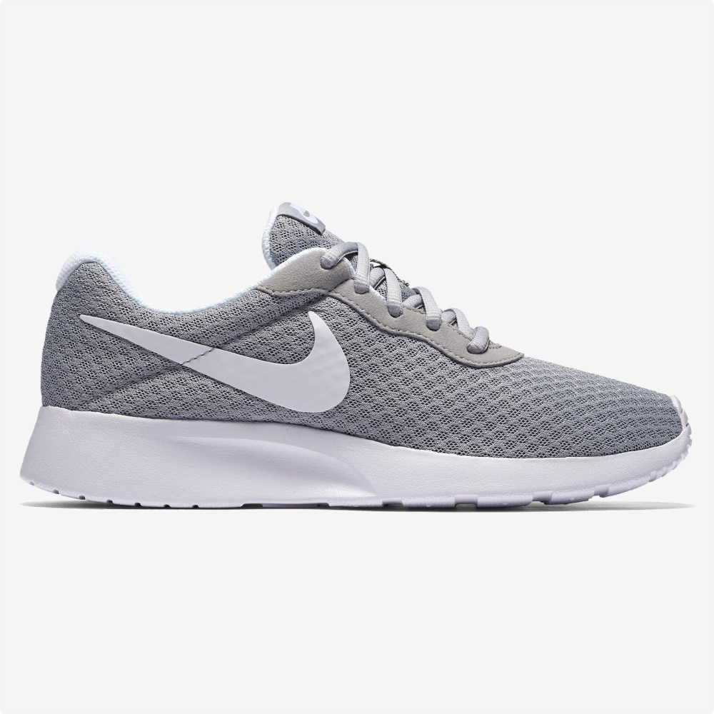 Tenis | Nike® WMNS Tanjun Gris- blanco