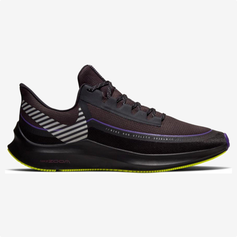 Tenis | Nike® Zoom WinFlo 6 Shield Negros