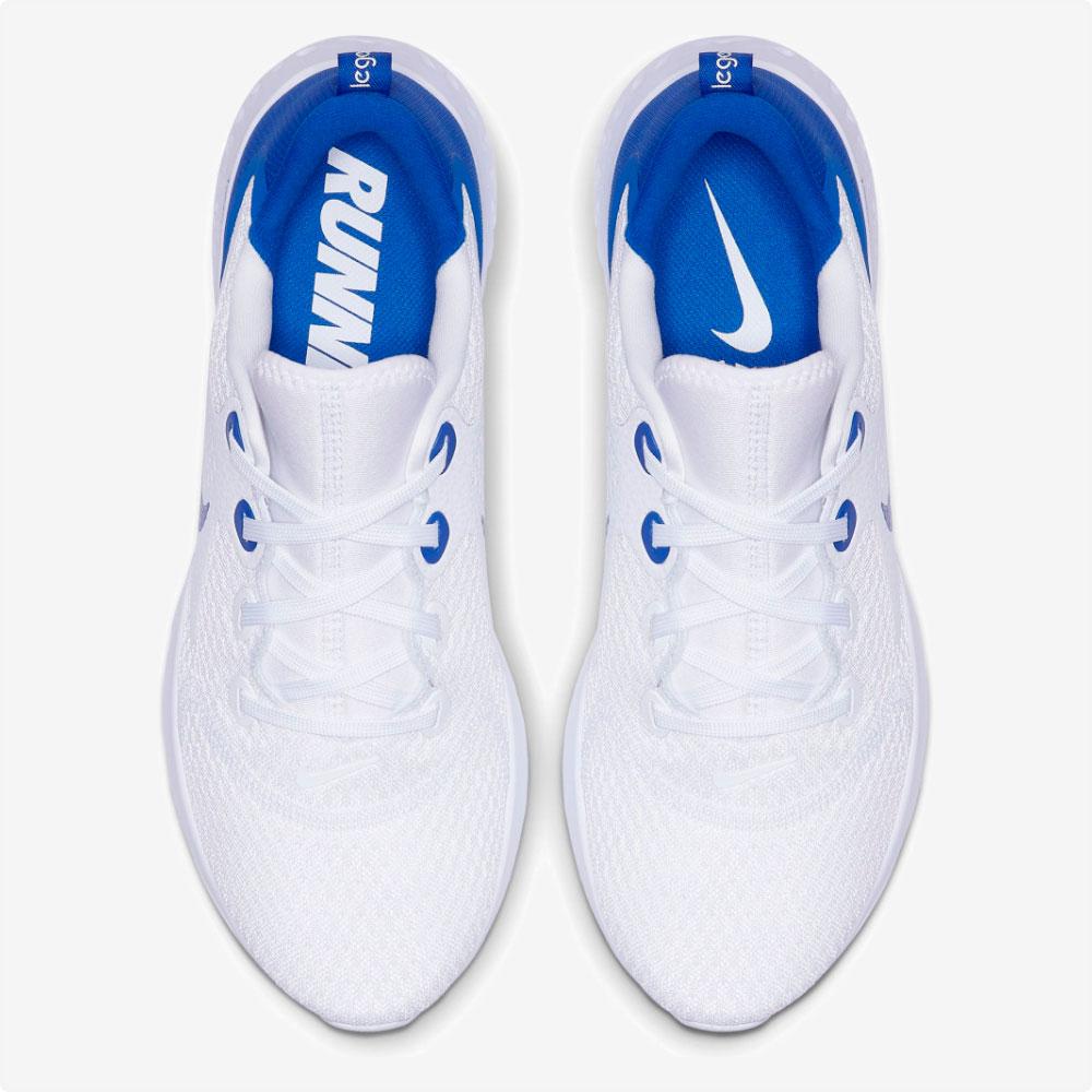 Tenis   Nike® WMNS Legend React Azul- blanco