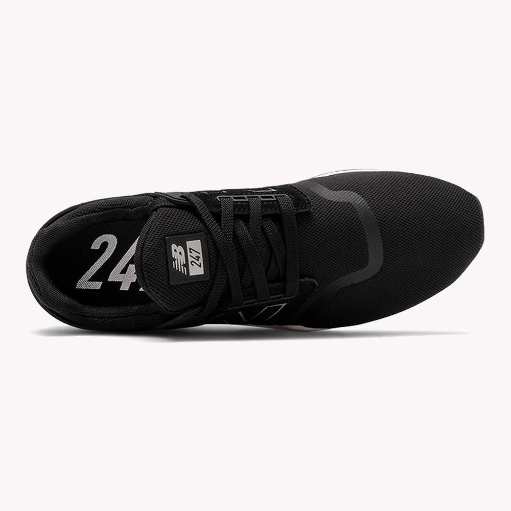 New Balance® Classic 247 Negro/Blanco