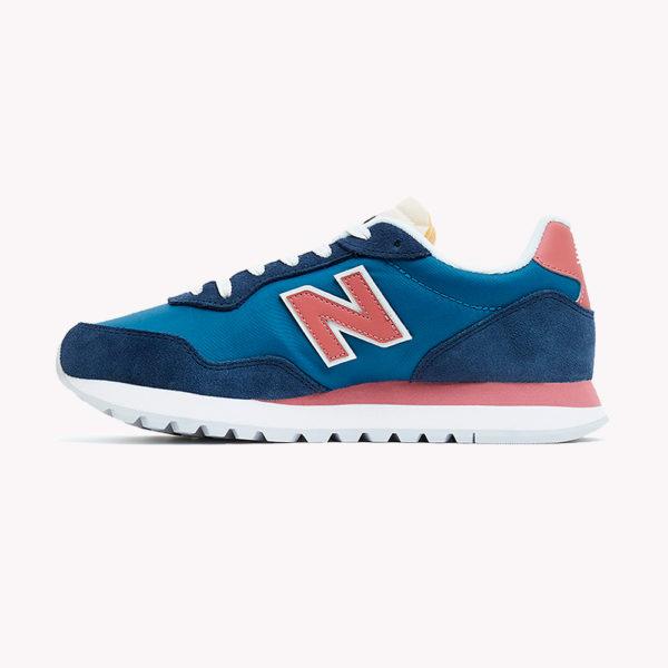 Tenis | New Balance® Classic 527 Azul/Rosado