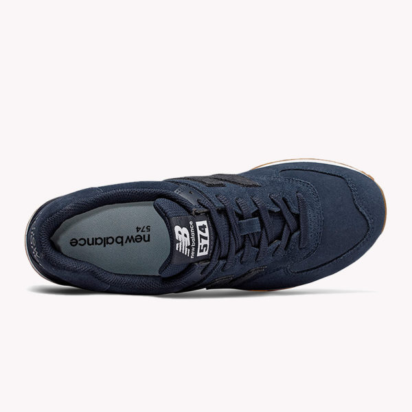 New Balance® Classics Tradionnels 574 Azul