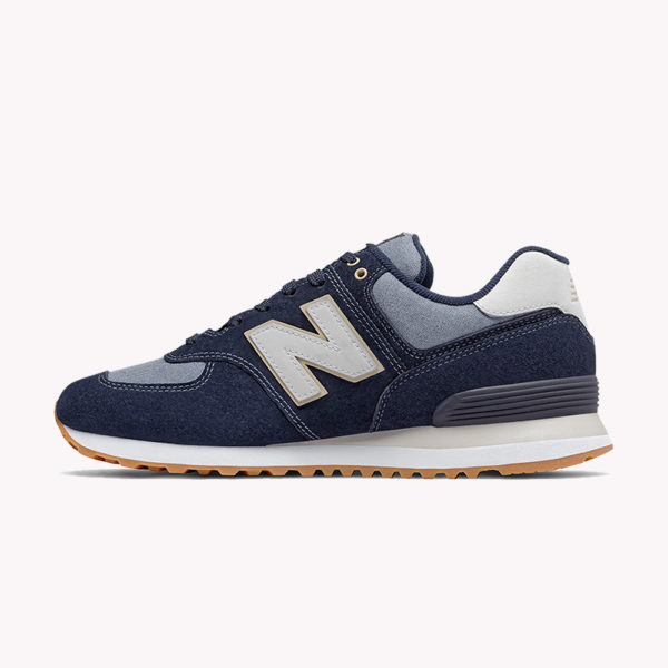 New Balance® Classics Tradionnels 574 Azul oscuro-cielo