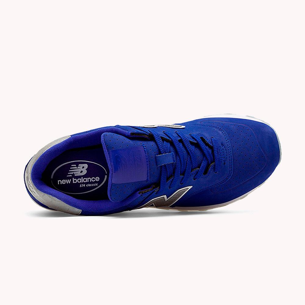 New Balance® Classics Tradionnels 574 Azul rey