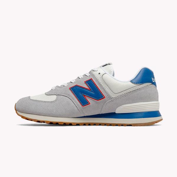 New Balance® Classics Tradionnels 574 Gris-azul