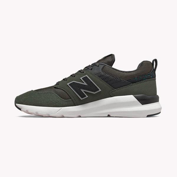 Tenis   New Balance MS009 Verde