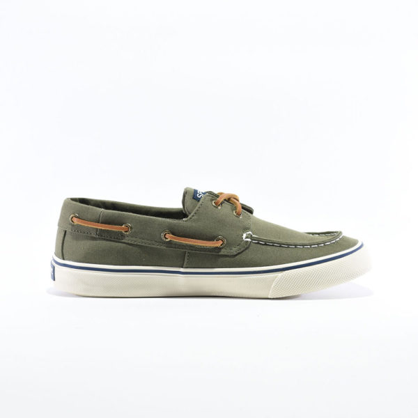 Tenis Casuales | Sperry® Bahama II BTS Olive