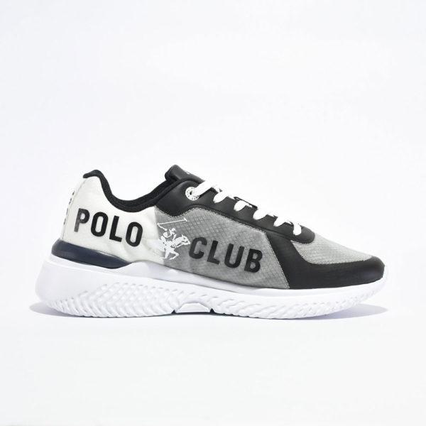 Tenis | Beverly Hills Polo Club® Glare White/Black