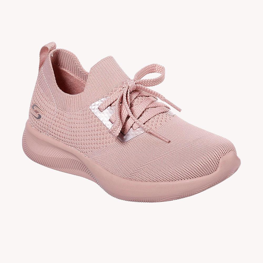 Tenis Skechers Bobs Squad 2 Shot Caller Pink