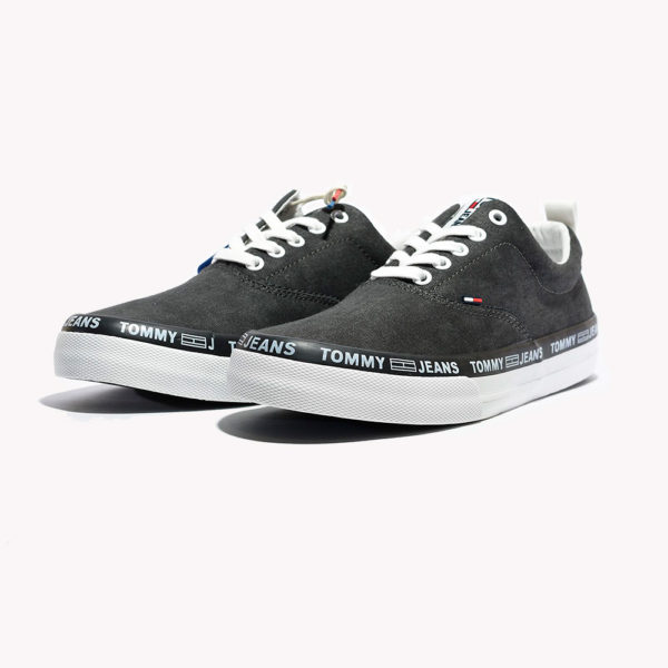 Tenis | Tommy Hilfiger® Classic Lace Up Black