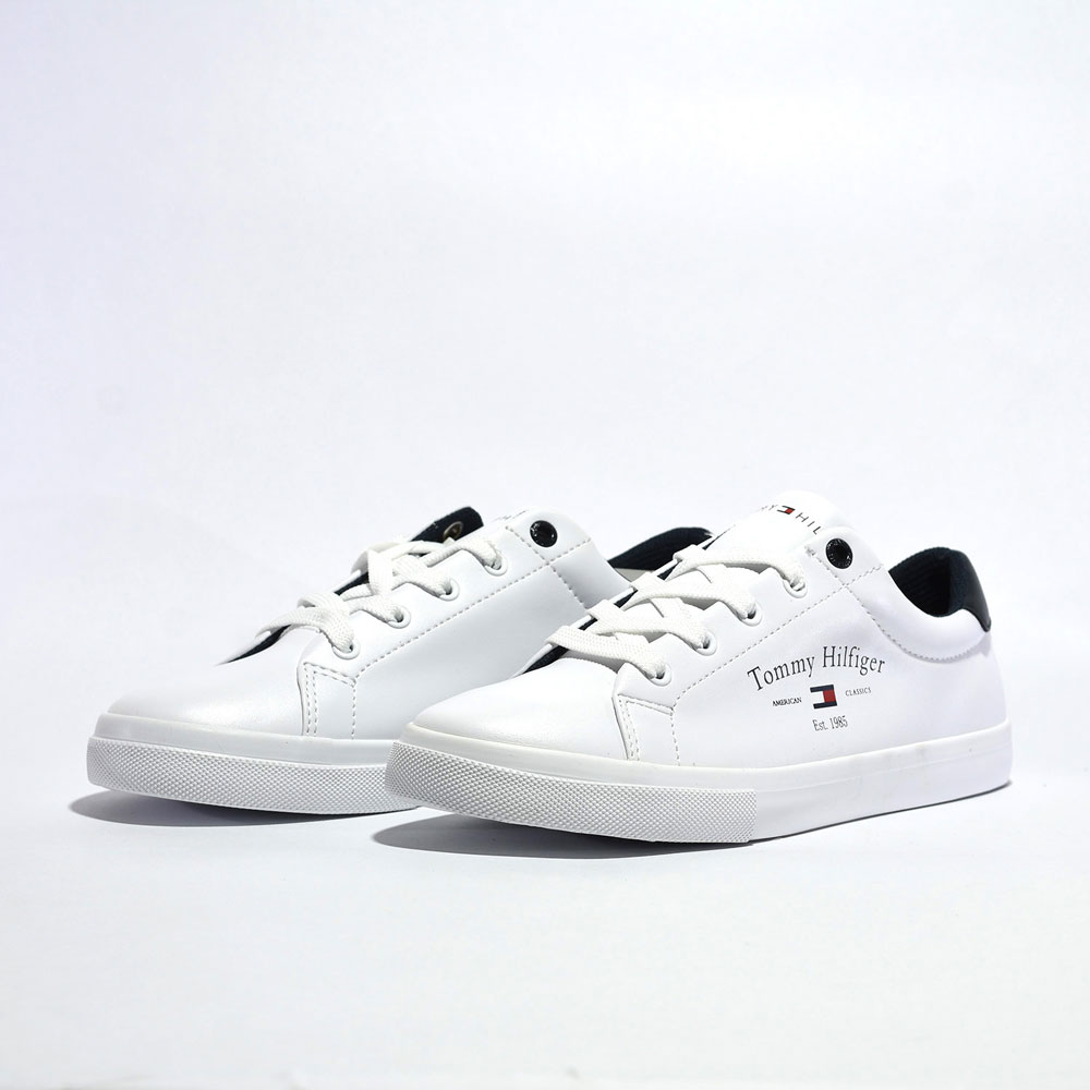 Tenis | Tommy Hilfiger® WMNS Corporate Sneaker White