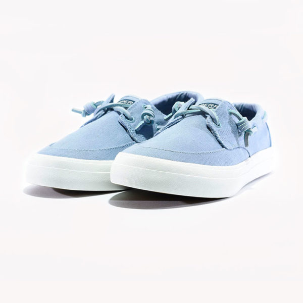 Tenis Casuales | Sperry® Crest Boat Twill Blue