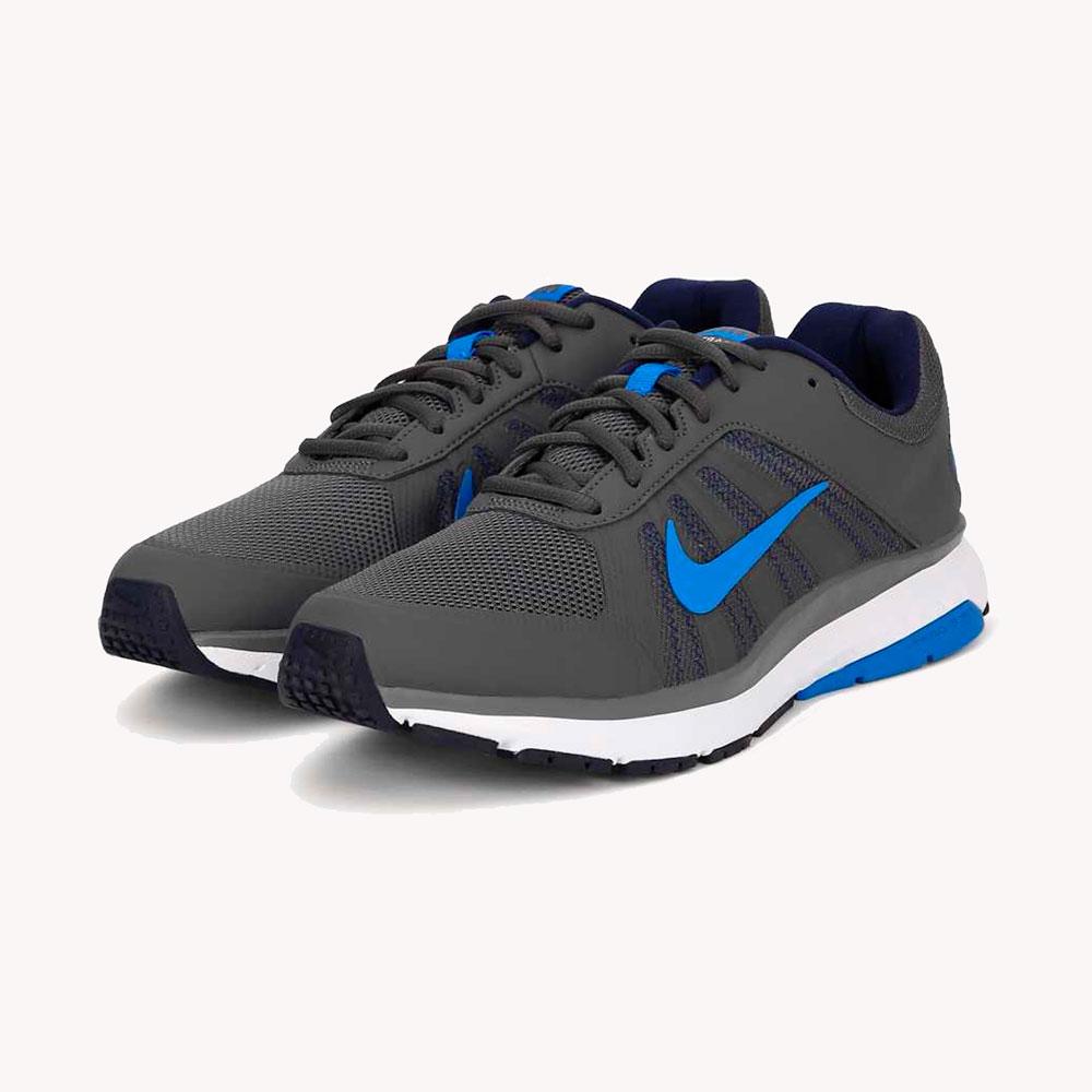 Tenis Nike Dart 12 Msl Gris/Azul