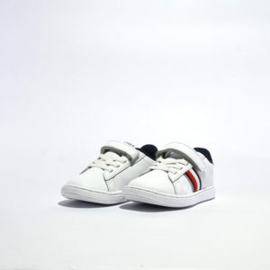 Tenis Tommy Hilfiger® Kids TH Iconic Court 2.0 PS White