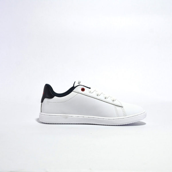 Tenis | Tommy Hilfiger® Kids TH Iconic Court 2.0 PS White