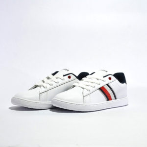 Tenis Tommy Hilfiger® Kids TH Iconic Court 2.0 White
