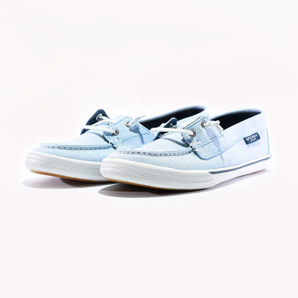 Tenis Casuales | Sperry® Lounge Away Chambray Blue