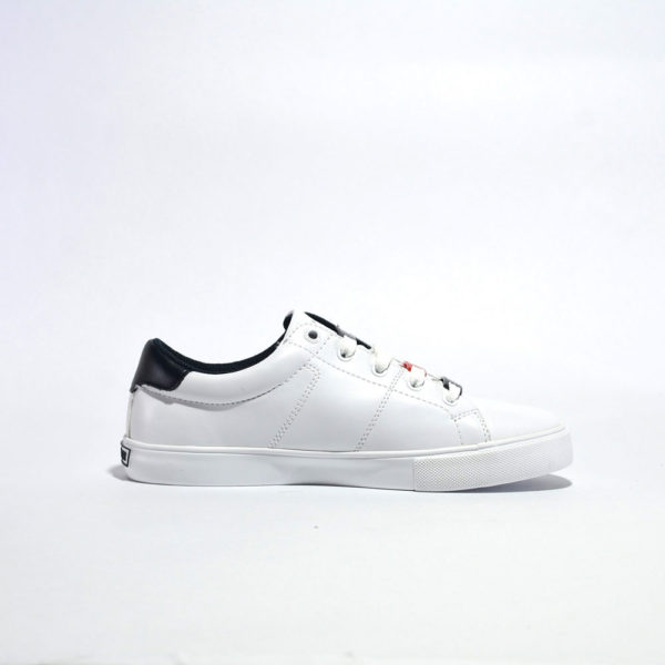 Tenis | Tommy Hilfiger® RWB Lace Keeper Sneakers White
