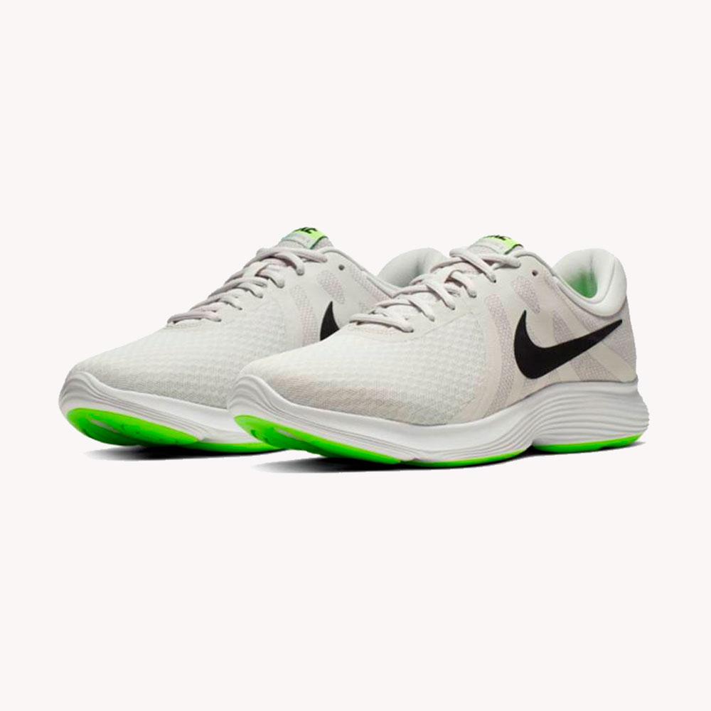 Tenis Nike Revolution 4 Beige/Black