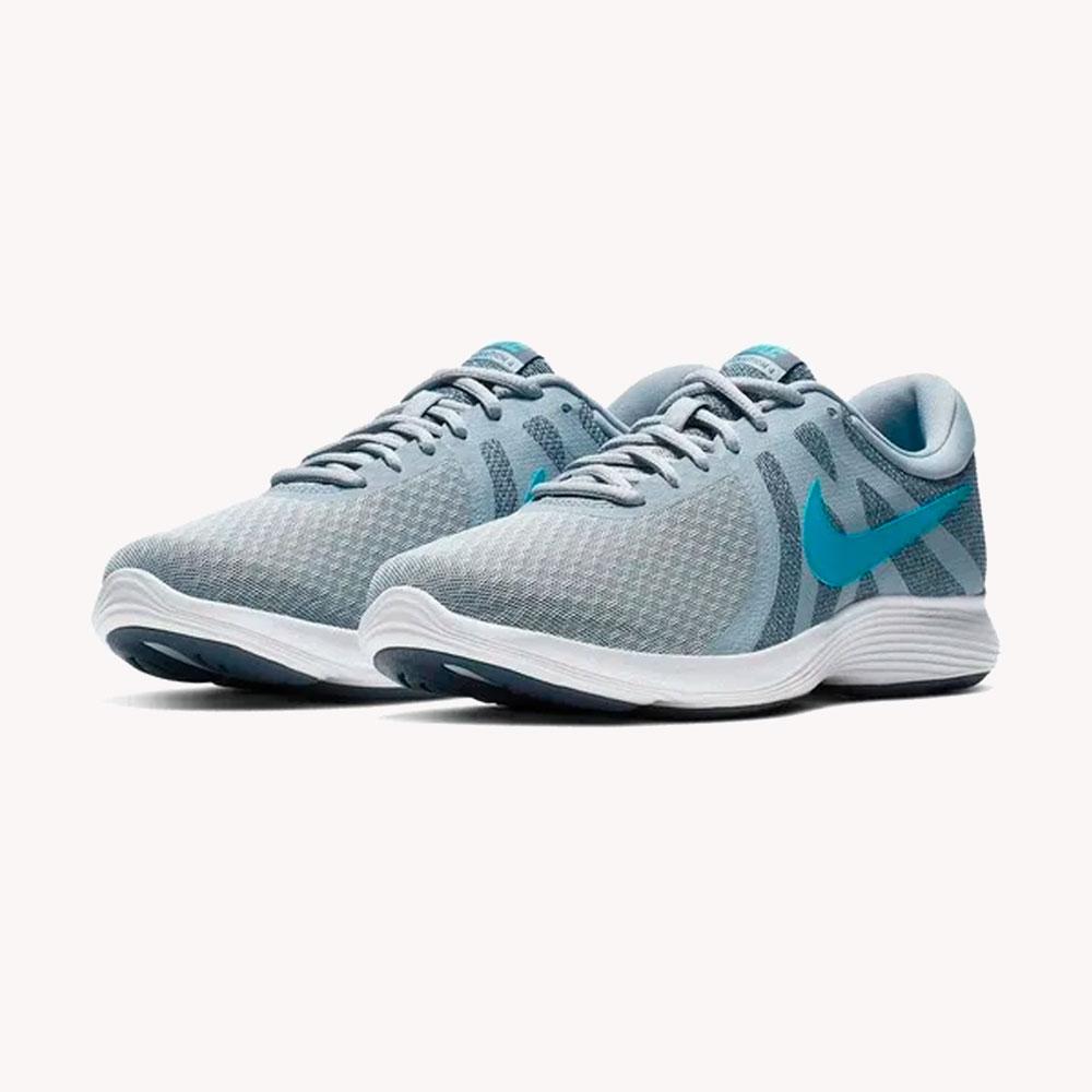 Tenis Nike Revolution 4 Gray/Blue