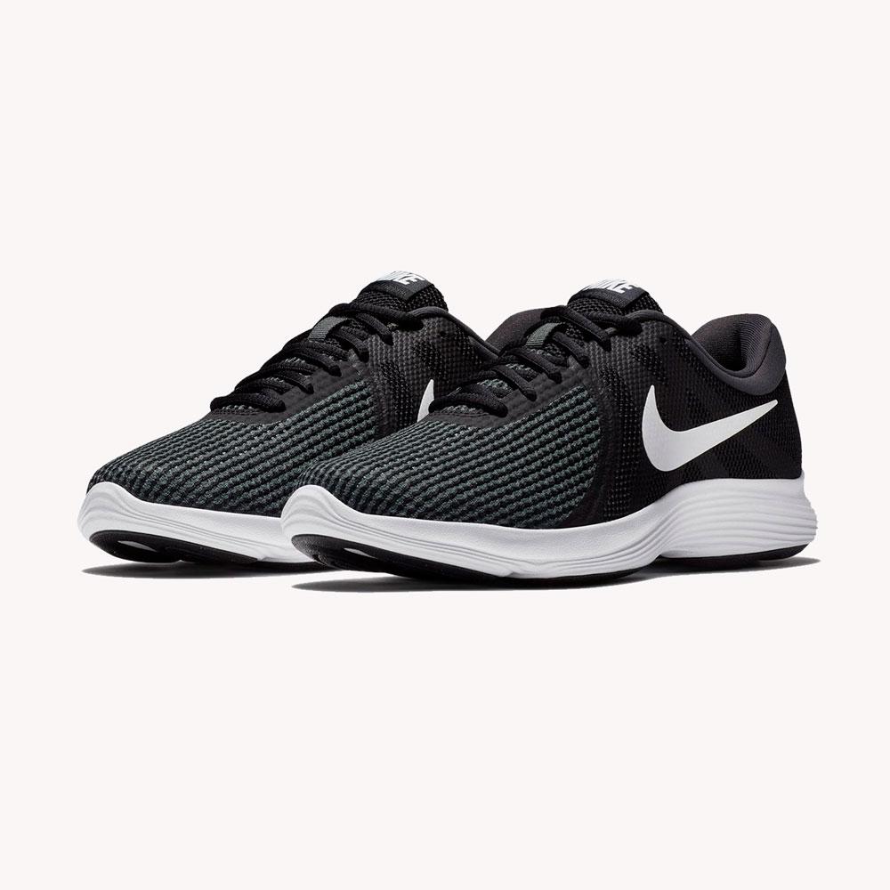 Tenis Nike Revolution 4 Gray/Black