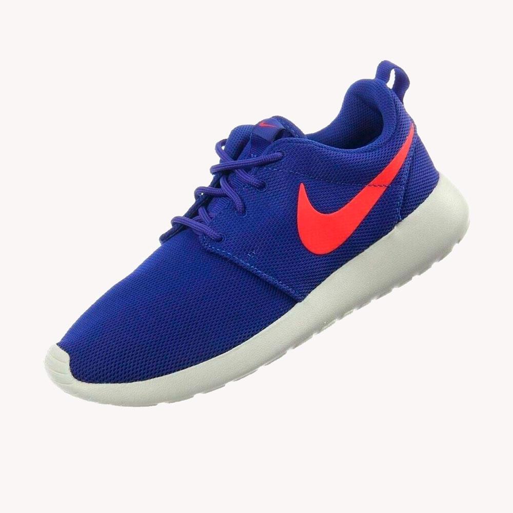 Tenis Nike Roshe one blue